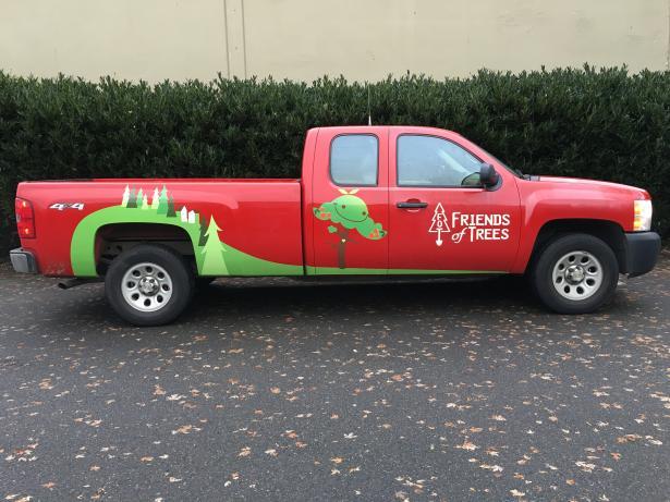 Portland OR Custom Vinyl Vehicle Wraps S Imaging Blog - Truck decals custom